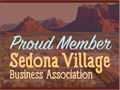 Proud member of the Sedona Village Business Association committed to improving the Sedona quality of life!